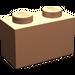 LEGO Flesh Brick 1 x 2 (3004)