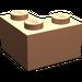 LEGO Flesh Brick 2 x 2 Corner (2357)