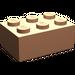 LEGO Flesh Brick 2 x 3 (3002)