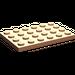 LEGO Flesh Plate 4 x 6