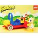 LEGO Flower Car Set 3624