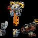 LEGO Flying Jelly Sub 70610