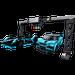 LEGO Formula E Panasonic Jaguar Racing GEN2 Car & Jaguar I-PACE eTROPHY Set 76898