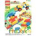 LEGO Freestyle Bucket, 5+ Set 4152