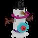 LEGO Friends Advent Calendar Set 41353-1 Subset Day 5 - Tree Ornament 'Snowman'