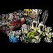 LEGO Gator Swamp Set 8899