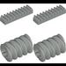 LEGO Gear And Worm Racks Set 9854
