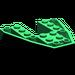 LEGO Green Boat Base 6 x 6 (2626)