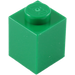 LEGO Green Brick 1 x 1 (3005)