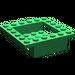 LEGO Green Cockpit 6 x 6 (4597)