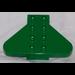 LEGO Green Duplo Wing 4 x 6 x 1 (31215)