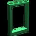 LEGO Grün Frame 1 x 4 x 5 mit hohlen Bolzen (2493)