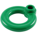 LEGO Green Lifebuoy with Hollow Stud (30340)
