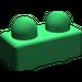 LEGO Green Primo Brick 1 x 2 (31001)