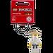 LEGO Green Sensei Wu Key Chain (853101)