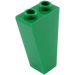 LEGO Green Slope 1 x 2 x 3 (75°) Inverted (2449)