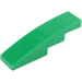 LEGO Green Slope Curved 4 x 1 (11153 / 61678)