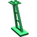 LEGO Green Support 2 x 4 x 5 Stanchion Inclined with Thick Supports (4476)