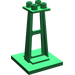 LEGO Green Support 4 x 4 x 5 Stanchion