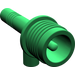 LEGO Green Torch with Grooves