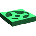 LEGO Green Turntable 2 x 2 Plate Base (3680)