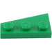 LEGO Green Wing 2 x 3 Right (43722)