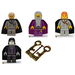 LEGO Harry Potter Minifigure Collection Gallery 3 Set HPG03