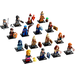 LEGO Harry Potter Series 2 Collectable Minifigures - Random Bag Set 71028-0