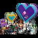 LEGO Heart Box Friendship Pack Set 41359