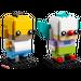 LEGO Homer Simpson & Krusty the Clown Set 41632