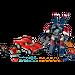 LEGO Iron Man: Detroit Steel Strikes Set 76077