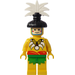 LEGO Islander King Minifigure