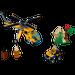 LEGO Jungle Cargo Helicopter  Set 60158