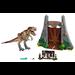 LEGO Jurassic Park: T. Rex Rampage Set 75936