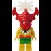 LEGO King Kahuka with Red Mask Minifigure