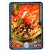LEGO Legends of Chima Game Card 063 GRANDIORUS (12717)