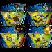 LEGO Legends of Chima Speedorz Collection Set 5003839