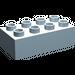 LEGO Light Blue Duplo Brick 2 x 4 (3011)
