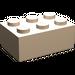 LEGO Light Flesh Brick 2 x 3 (3002)
