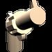LEGO Light Flesh Minifig Gun Revolver