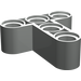 LEGO Light Gray Beam 3 x 3 T-Shaped