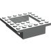 LEGO Light Gray Cockpit 6 x 6