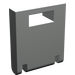 LEGO Light Gray Container Box 2 x 2 x 2 Door with Slot (4346)