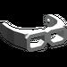 LEGO Light Gray Minifig Cap Aviator Goggles (30170)