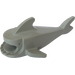 LEGO Light Gray Shark Body without Gills (2547)