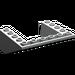 LEGO Light Gray Slope 5 x 6 x 2 (33°) Inverted