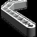 LEGO Light Gray Technic Beam 3 x 3.8 x 7 Beam Bent 45 Double