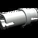 LEGO Light Gray Three Quarter Pin