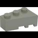 LEGO Light Gray Wedge 3 x 2 Left (6565)