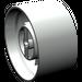 LEGO Light Gray Wheel 24 x 43 Technic (3739)